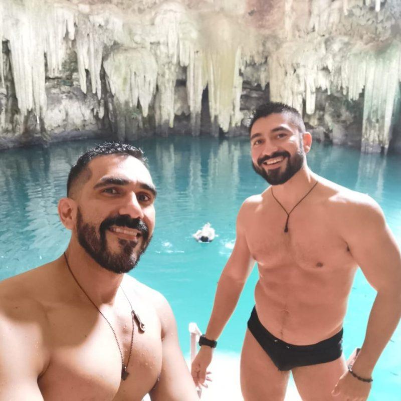 gay couple tsukan