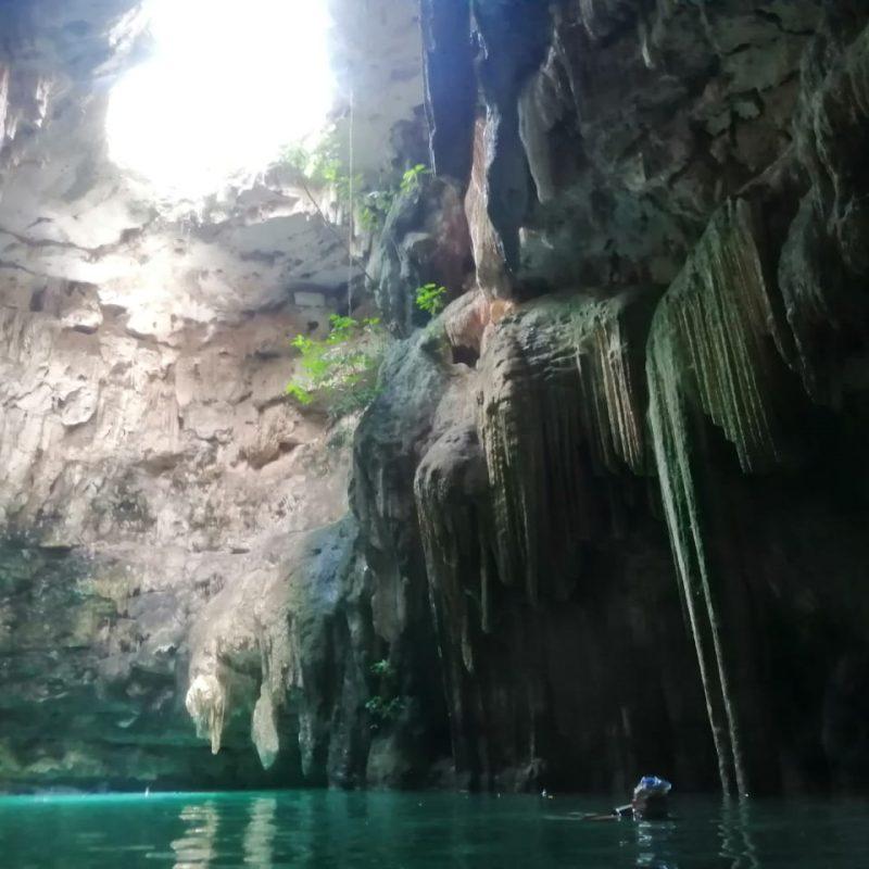 Cenote Tsukan 2
